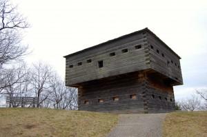 Muskegon State Park Blockhouse