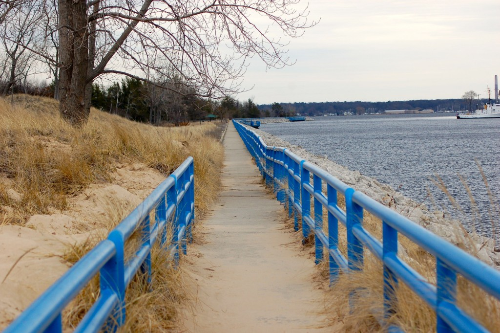 Muskegon State Park Channel