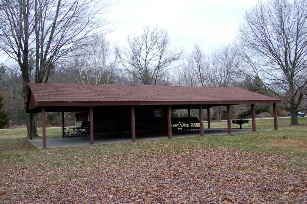 Muskegon State Park Picnic Shelter