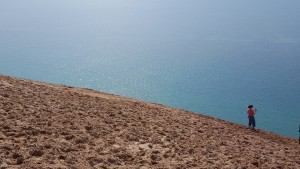 Sleeping Bear Dunes Pierce Stocking Overlook