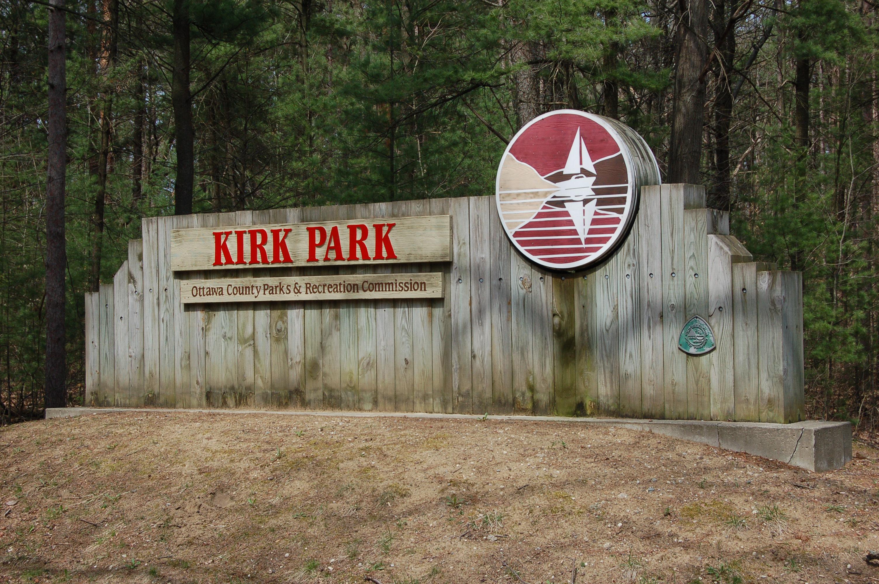 Kirk Park Sign