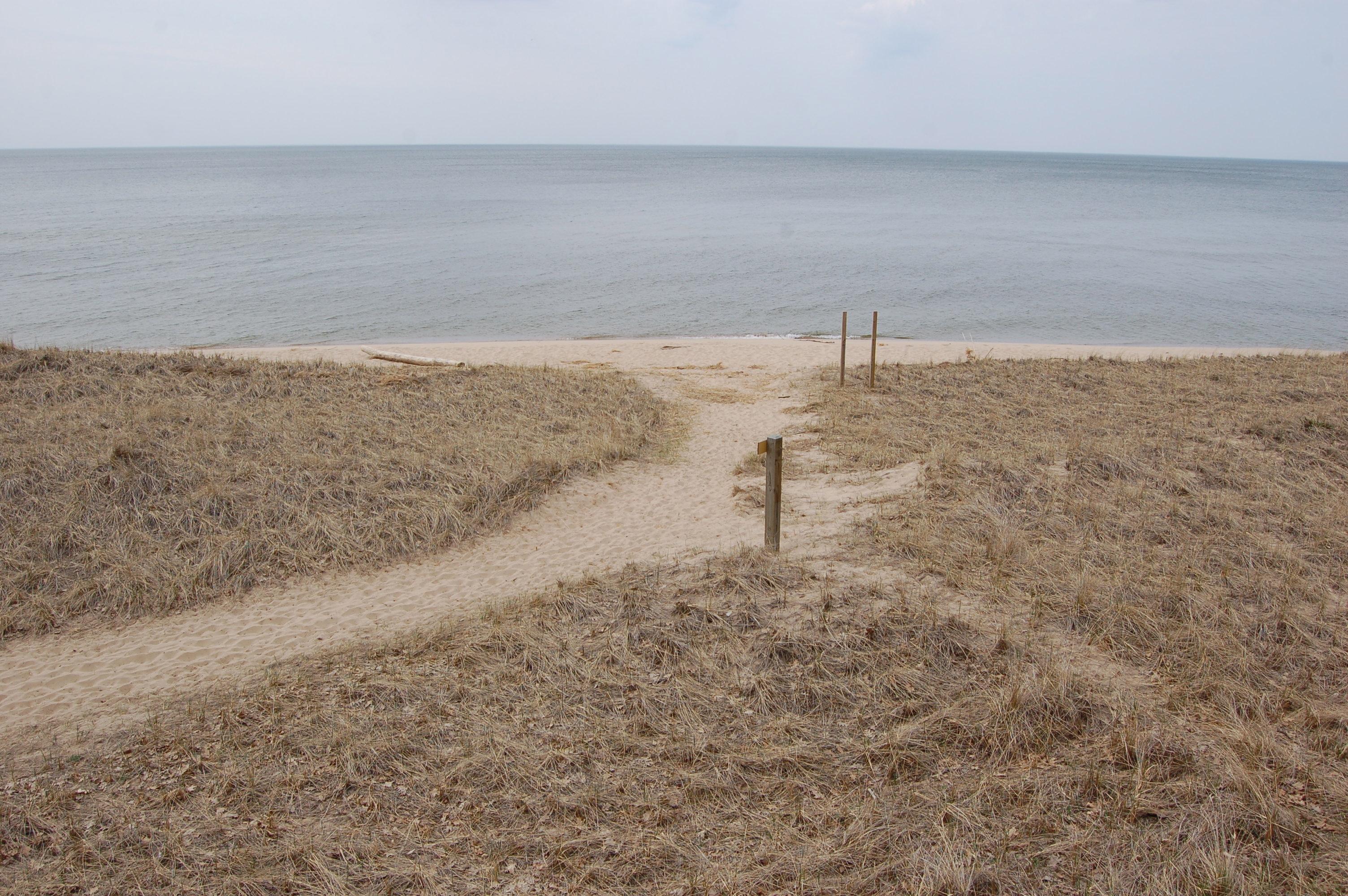 Olive Shores Lake Michigan Beach