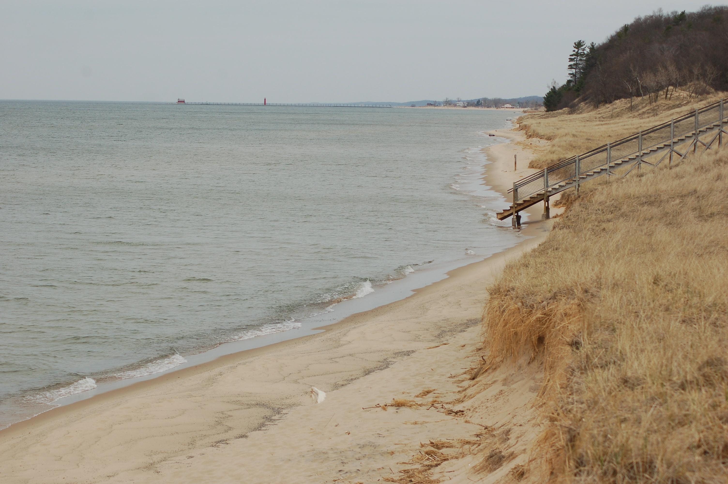 Rosy Mound Beach North