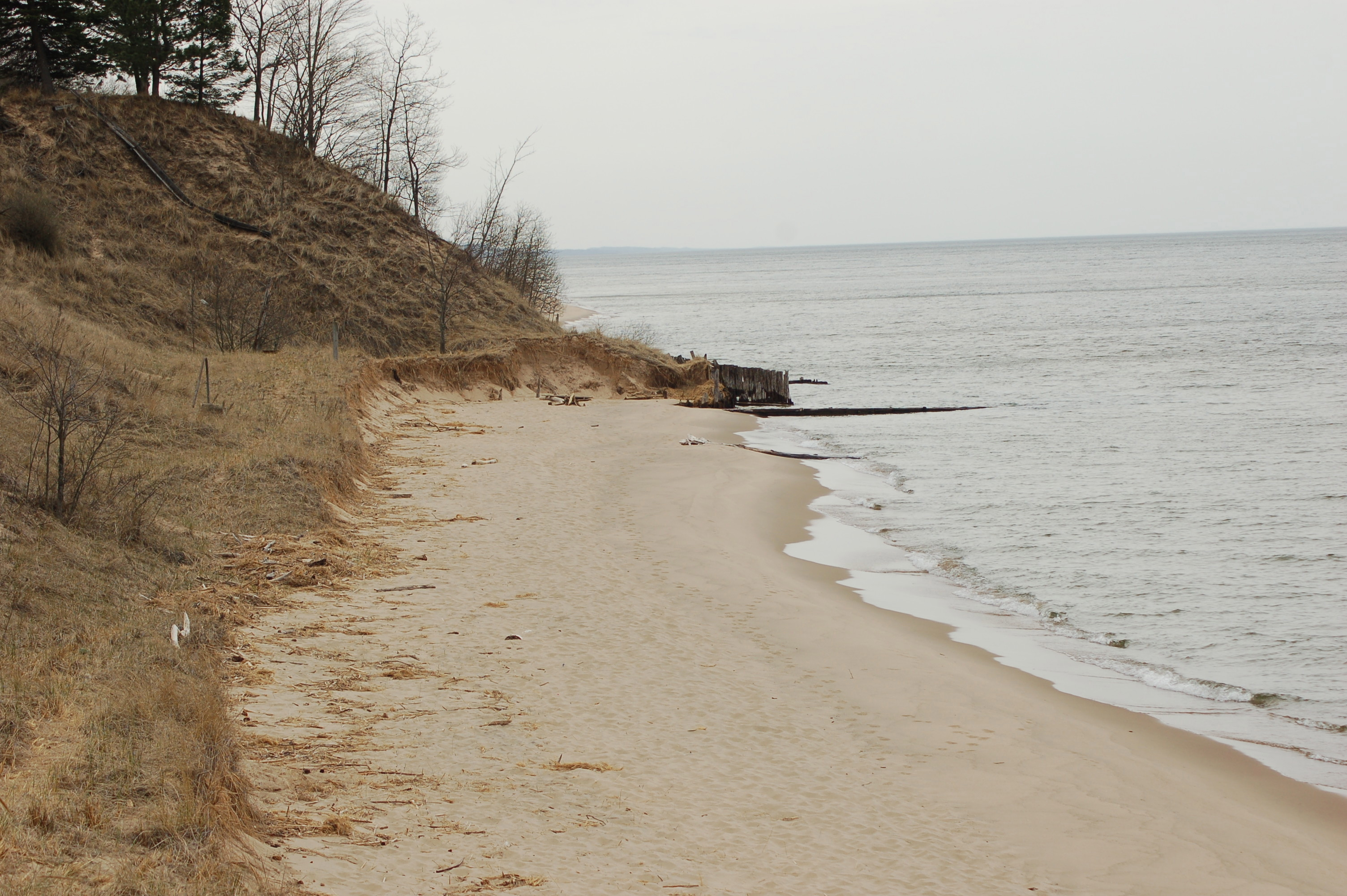 Rosy Mound Beach South