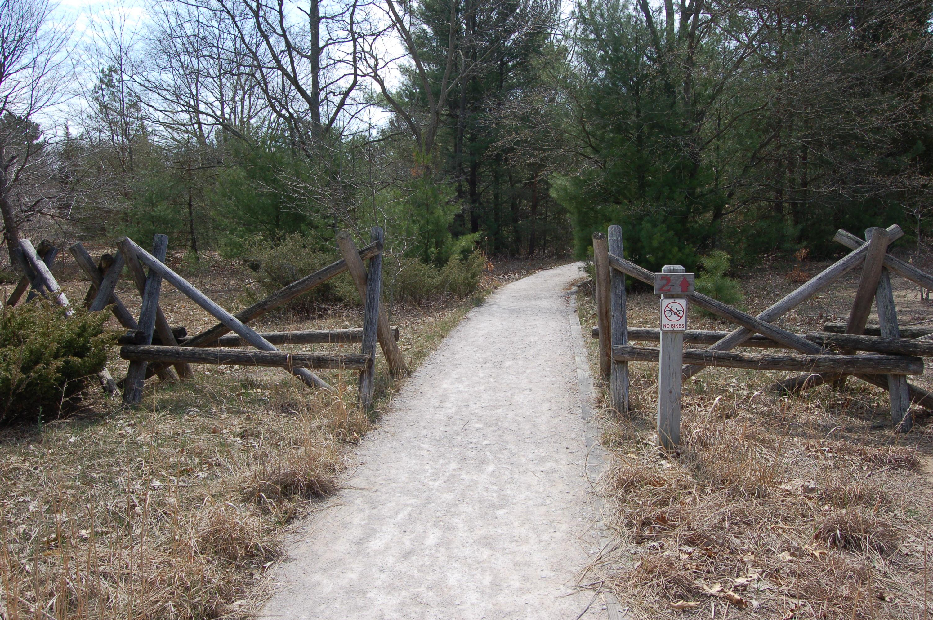 Rosy Mound Trailhead