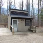Michigan State Park Mini Cabins and Camper Cabins