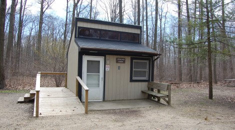 Michigan State Park Mini Cabins and Camper Cabins