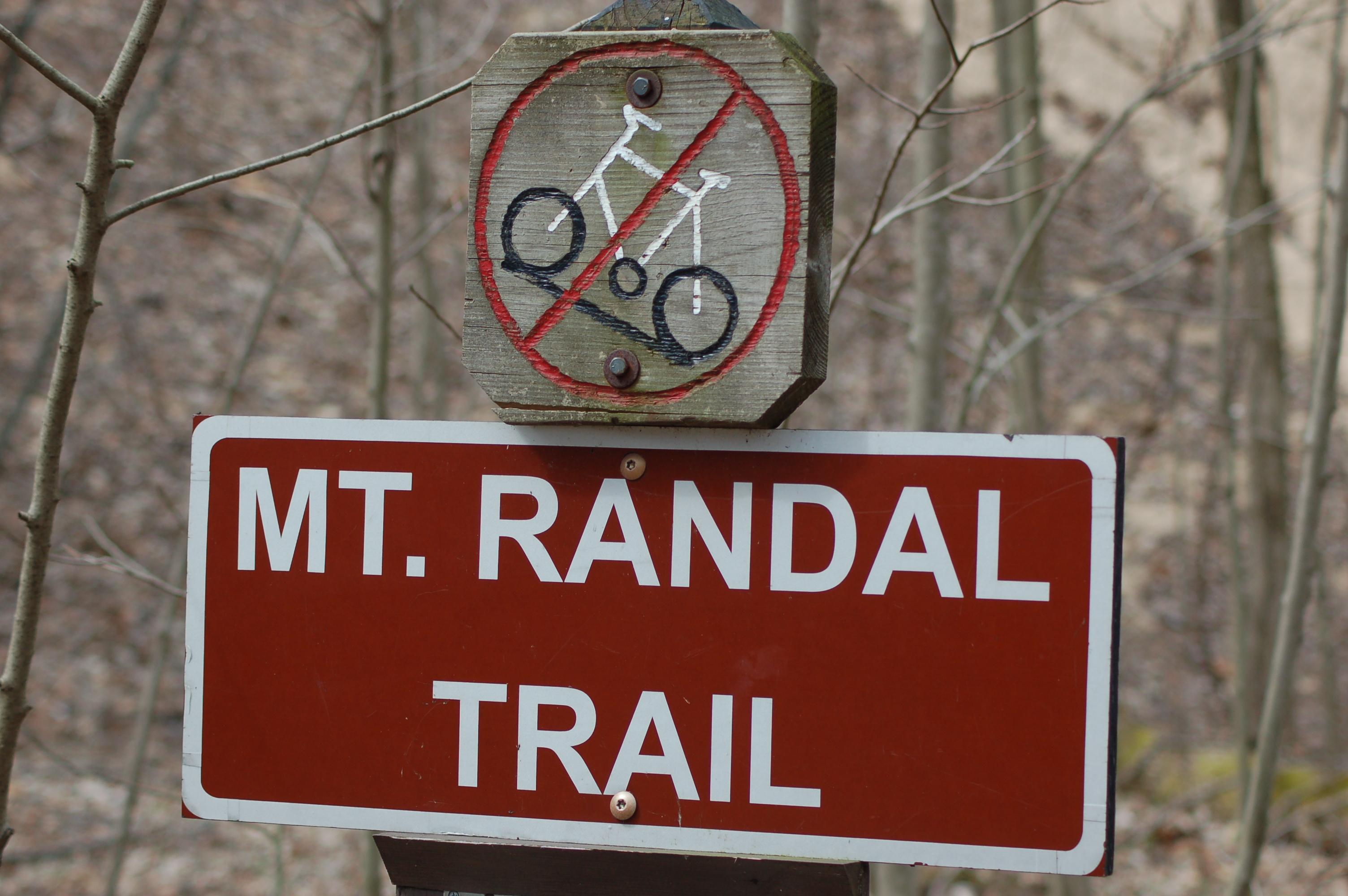 Warren Dunes State Park Mt. Randal Trail