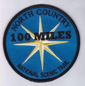 2016 100 Mile patch