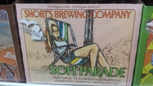 Soft Parade Short's Brewing