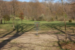 Fallasburg Park Disc Golf Course