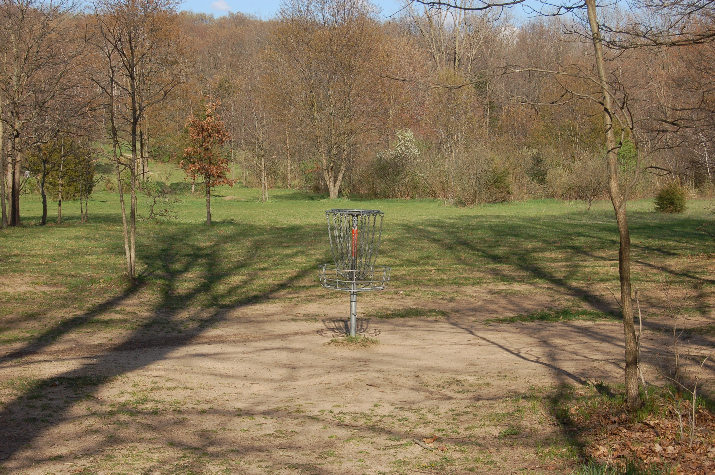 Fallasburg Park Disc Golf Course
