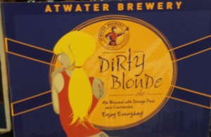 Atwater Dirty Blonde