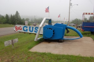 Big Gus Worlds Largest Chainsaw Michigan