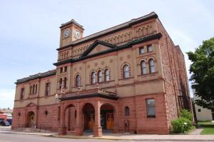 Calumet Theater Keweenaw National Park