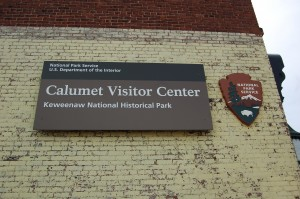 Calumet Visitor Center KNHP