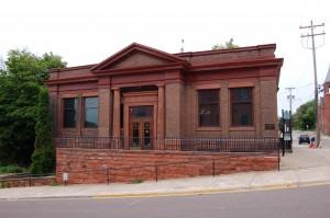 Carnegie Museum Houghton Keweenaw National Park