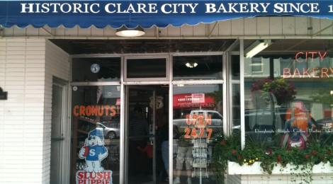 Cops and Doughnuts in Clare Michigan Gets National Attention With NBC News Segment