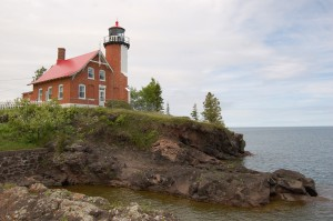 Eagle Harbor Lighthouse Keweenaw National Park