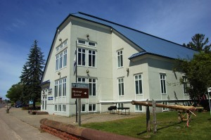 Finnish Heritage Center Hancock Keweenaw National Park