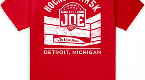 Detroit Red Wings Hockeytown 5K a Must Race for Fans