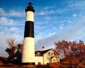 Big Sable Lighthouse Photo from Justin Caine