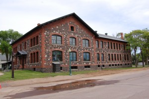 Keweenaw National Historic Park Headquarters Calumet