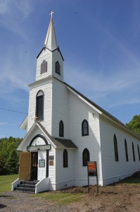 Phoenix Church Keweenaw National Park