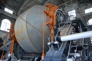 Quincy Mine Steam Hoist Keweenaw National Park