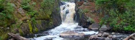Black River Falls, Ishpeming
