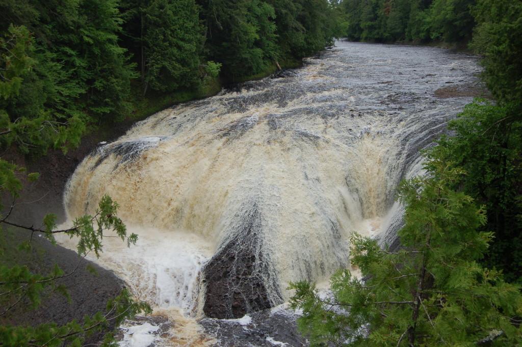 Black River Scenic Byway Potawatomi Falls
