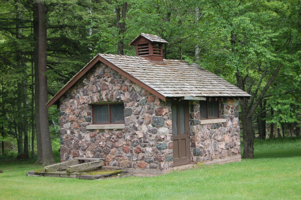 Black River Scenic Byway Stone Building