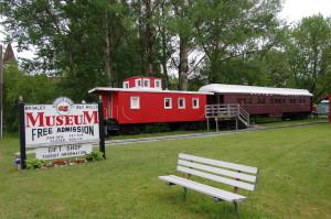 Brimley Depot Michigan Museum
