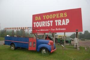 Da Yoopers Tourist Trap Bus