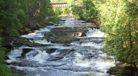 Falls River Falls, L'Anse