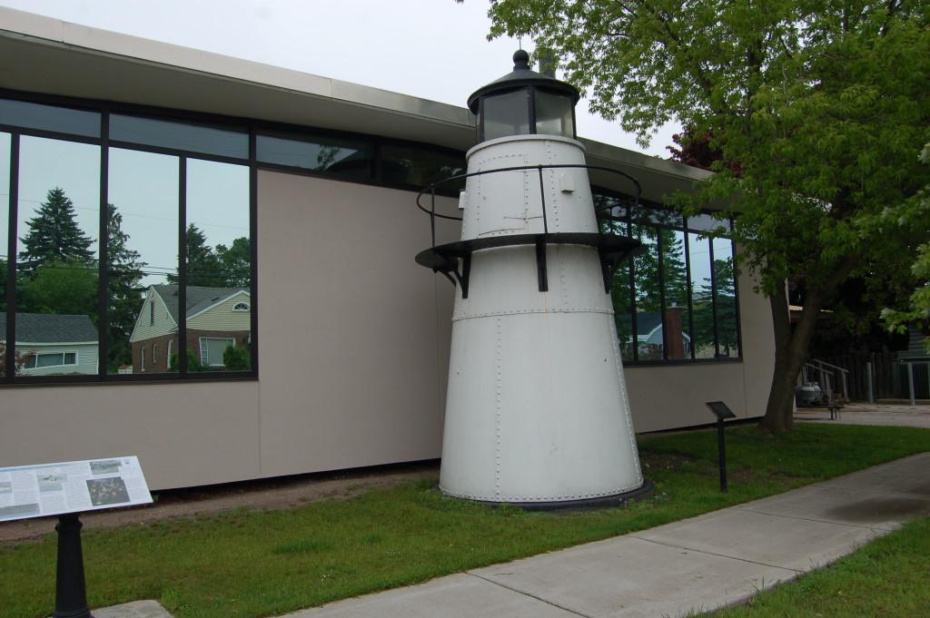 Frying Pan Island Light, Sault Ste. Marie