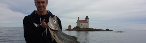 Photo Gallery Friday: A Lake Superior Trip With Sand Point Charters