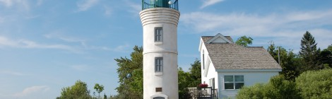 Robert H. Manning Memorial Lighthouse, Empire