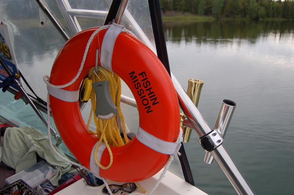 Fishin Mission Life Preserver