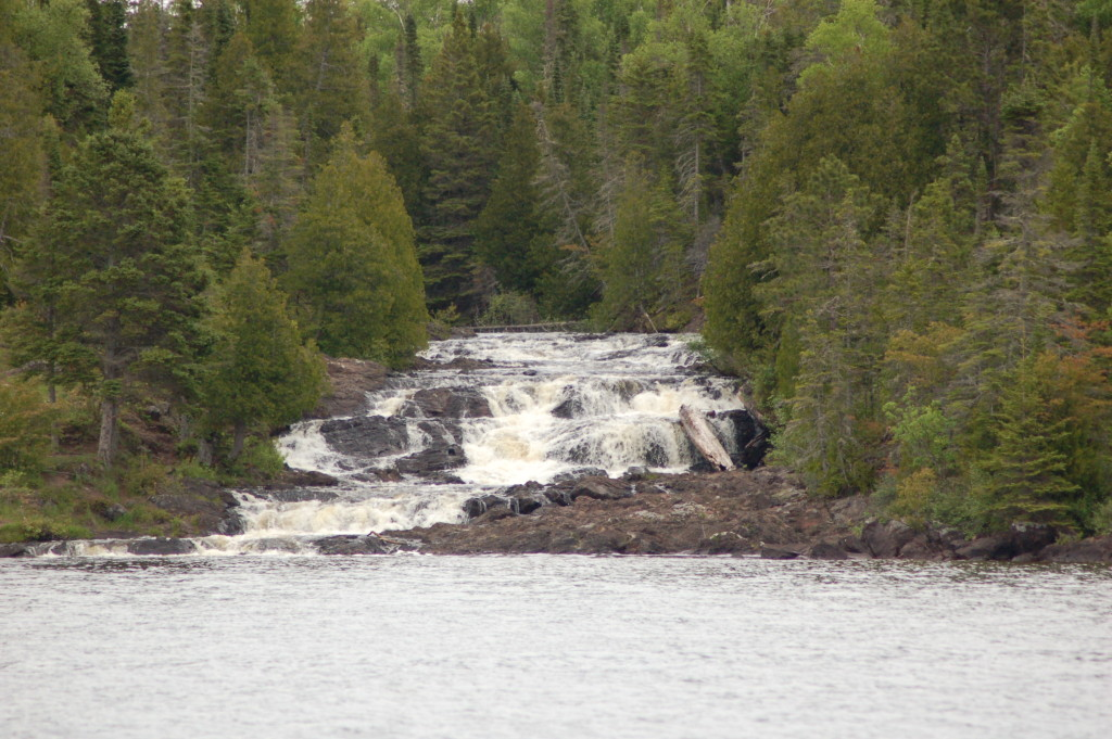 Lower Montreal River Falls