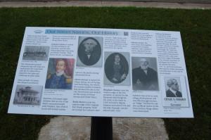 Sault Ste. Marie Street names history