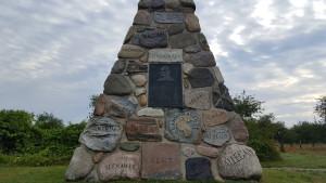 Hugh J Gray Monument