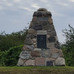 Michigan Roadside Attractions: Hugh J Gray Monument Features Rocks From All 83 Michigan Counties