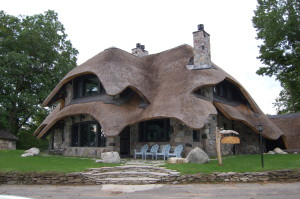 Charlevoix Hobbit House Michigan