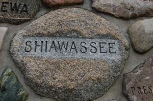Kewadin Rock Cairn Shiawassee County
