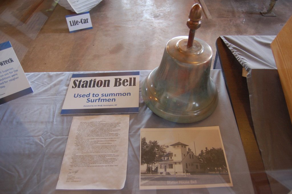 Eagle Harbor CG Station Bell