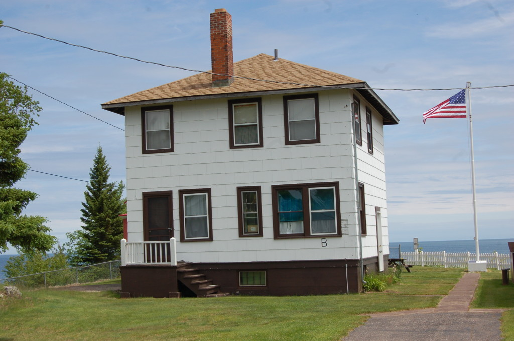 Eagle Harbor Keeper's House