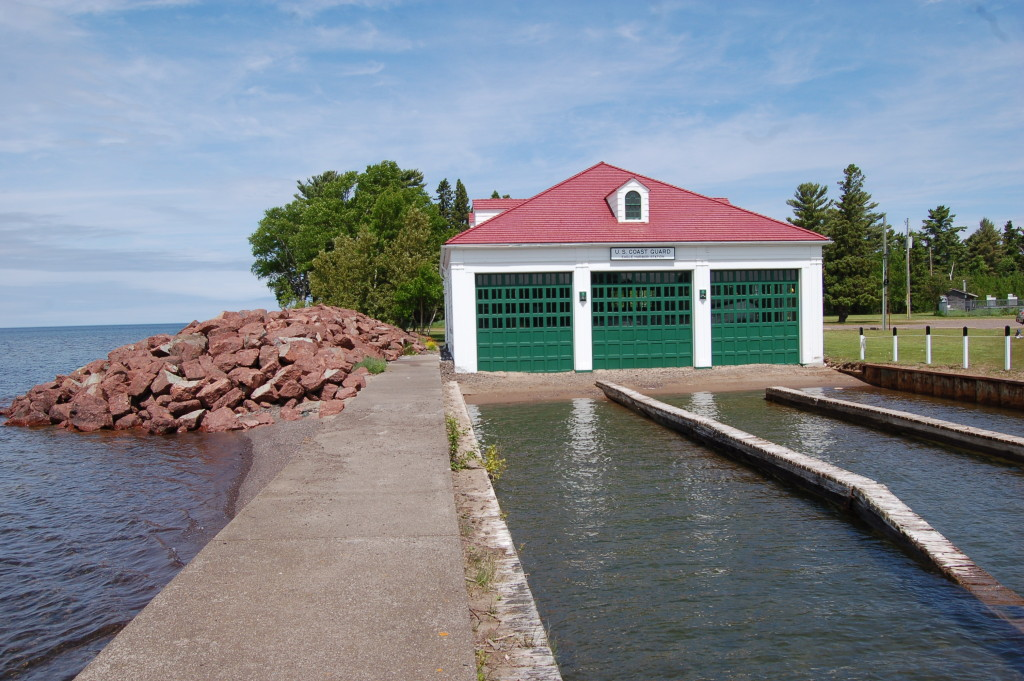Eagle Harbor Life Saving Station Superior