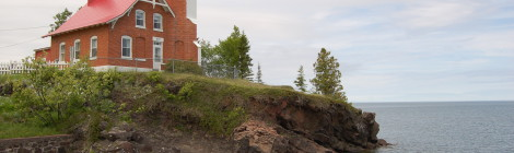 Photo Gallery Friday: Eagle Harbor Lighthouse and Life-Saving Station