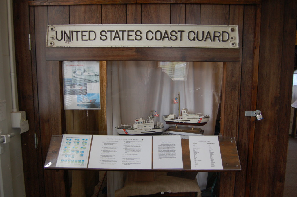 Eagle Harbor Museum Coast Guard